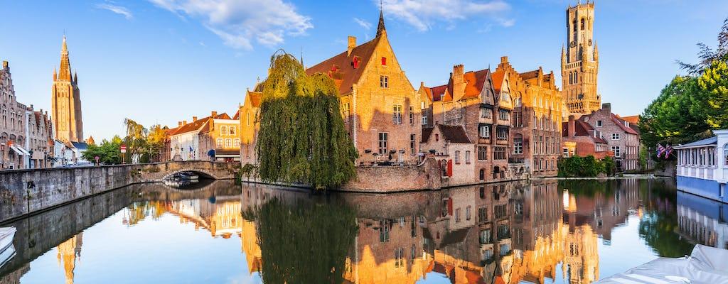 Virtuele fototour door Brugge
