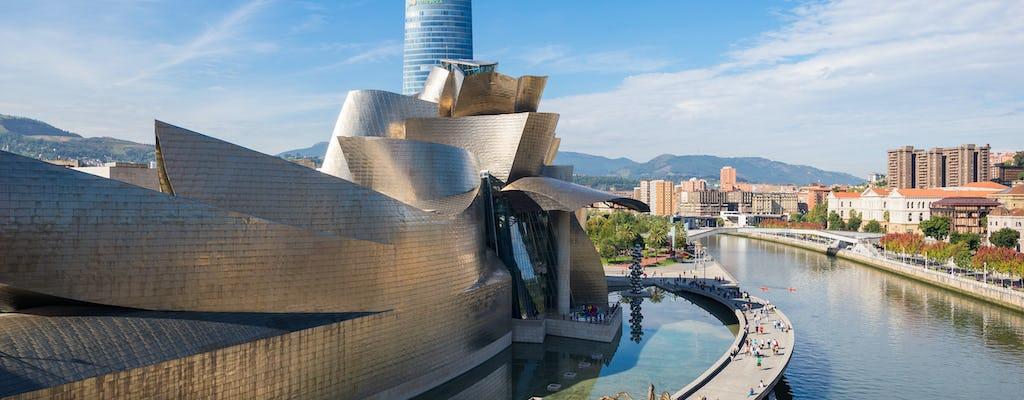 Museo Guggenheim e tour della costa basca