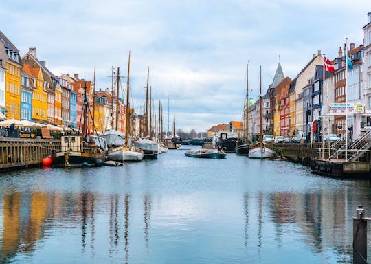 Tour to the instagrammable places of Copenhagen with a Local