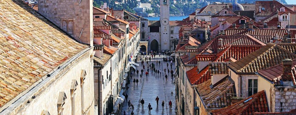 Tour clássico privado pela cidade de Dubrovnik