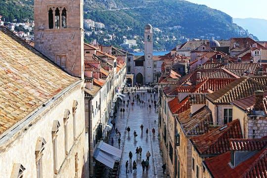 Tour privato della città classica di Dubrovnik