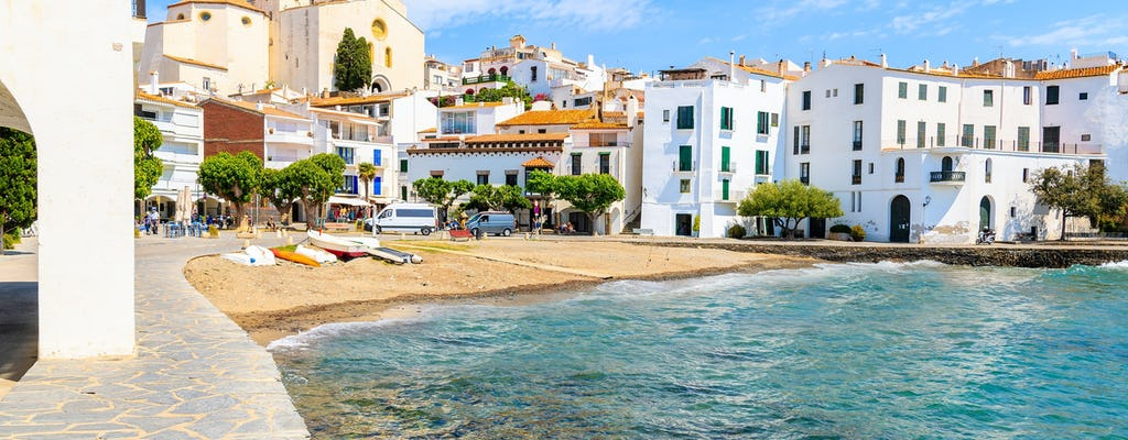 Cadaqués full-day tour with Dalí House-Museum tickets