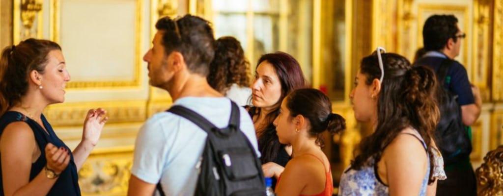 Tour privado de Versalles para familias y niños
