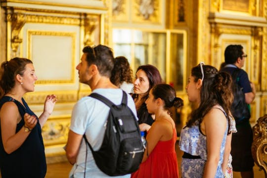 Versailles private tour for families and children