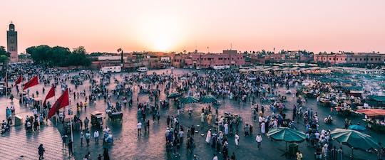 Privétour van 3 uur in Marrakech