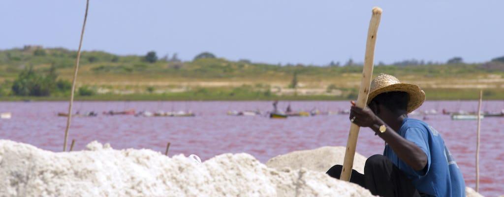 Excursion d'une demi-journée au lac rose au départ de Dakar