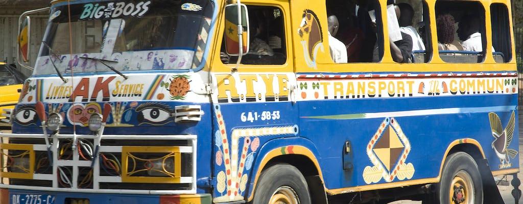 Wycieczka po mieście Dakar i całodniowa wycieczka na wyspę Gorée z Dakaru