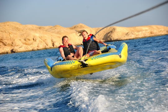 Sports nautiques à Sharm El Sheikh