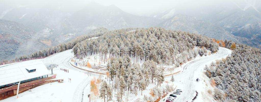 Vallnord-Pal Arinsal Resort Ski Passes