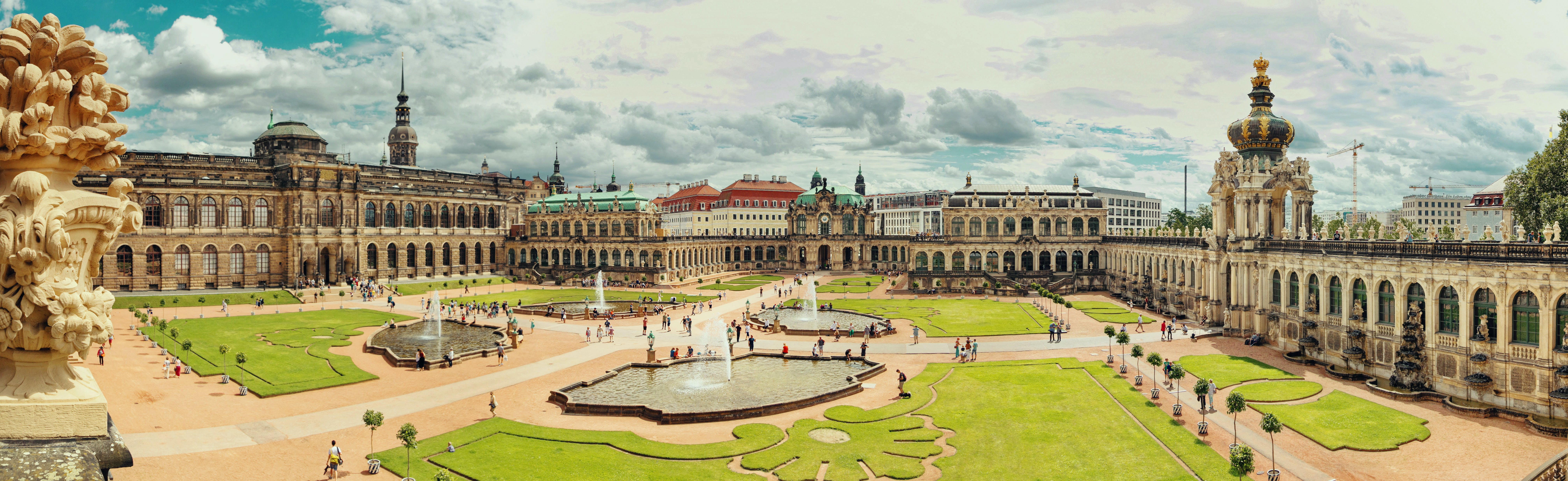 Full Day Dresden Trip With Tour Of Zwinger From Prague Musement