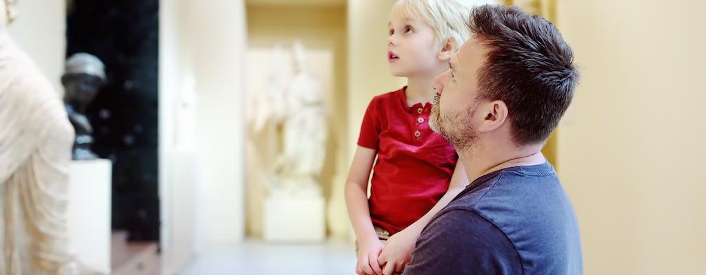 Private Familienführung zu den unbekannten Meisterwerken im Louvre