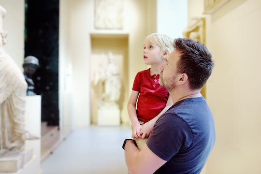 Private family tour of the unknown masterpieces of the Louvre