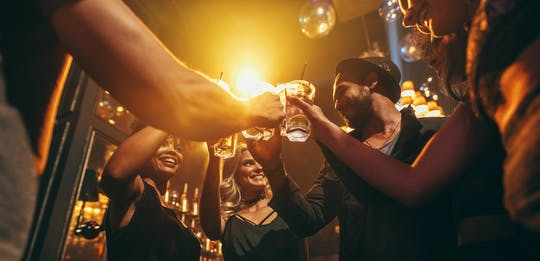 Prague Pub Crawl - the best party in Prague