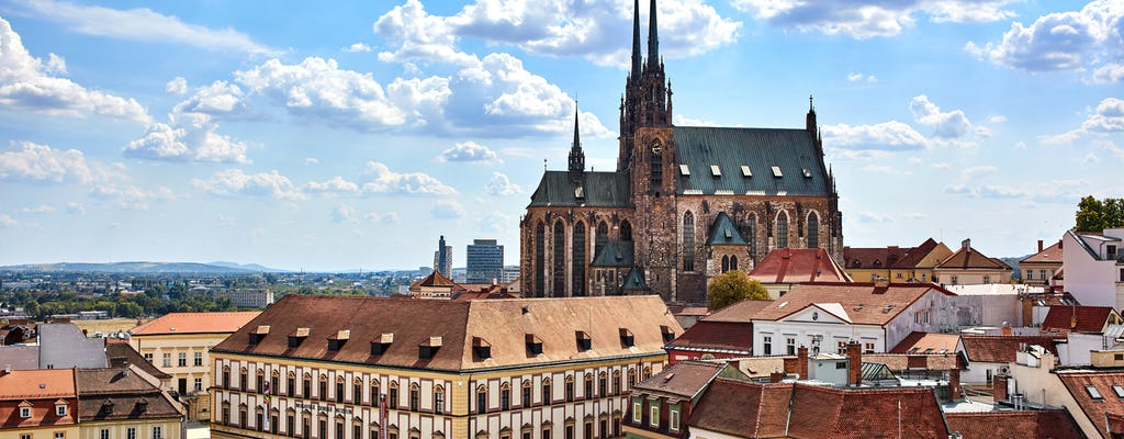 Brno historic downtown 2-hour walking tour