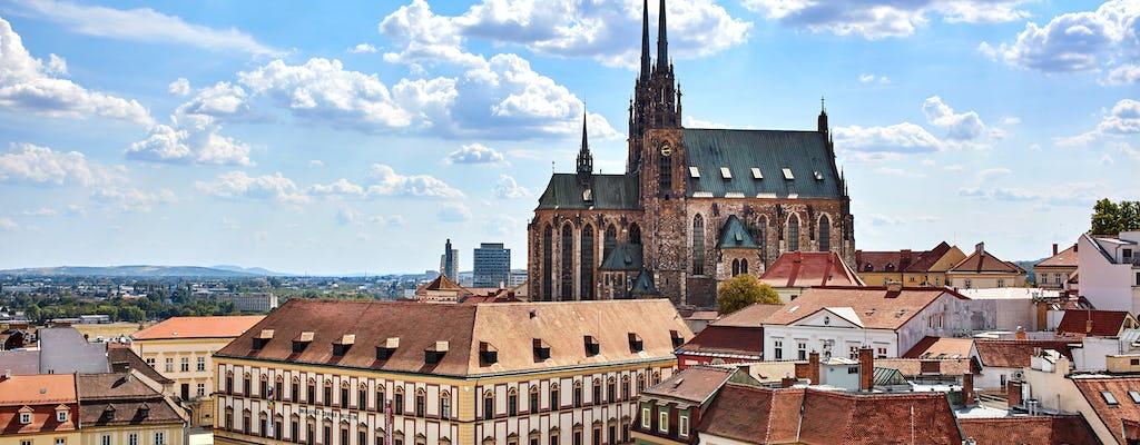 2-godzinna piesza wycieczka po historycznym centrum Brna