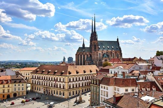 Brno historic downtown 2-hour walking tour