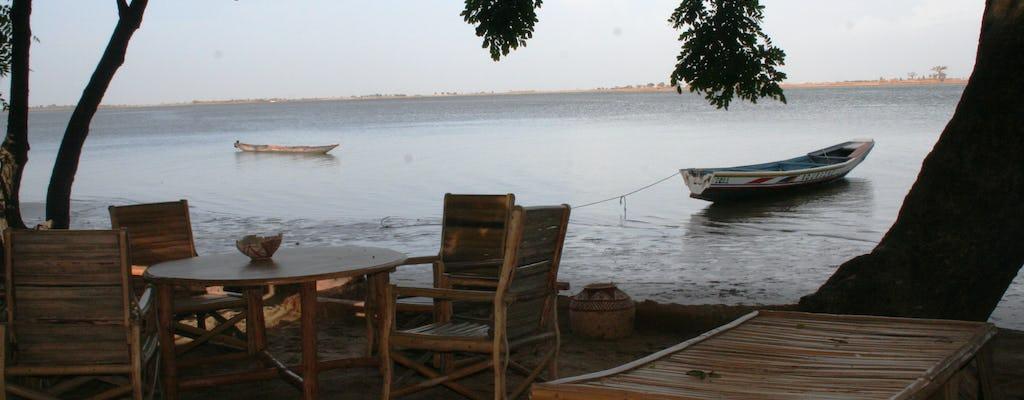 2-dniowy rejs statkiem Joal-Fadiouth i Saloum delta z Dakaru