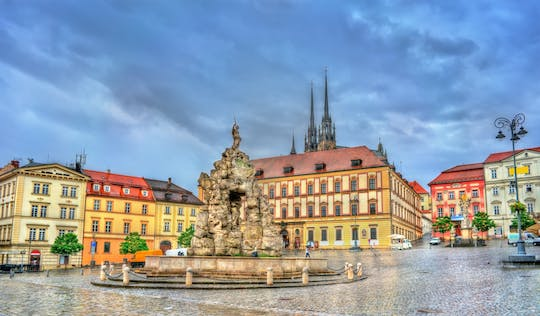 Private 4-hour Brno guided walking tour