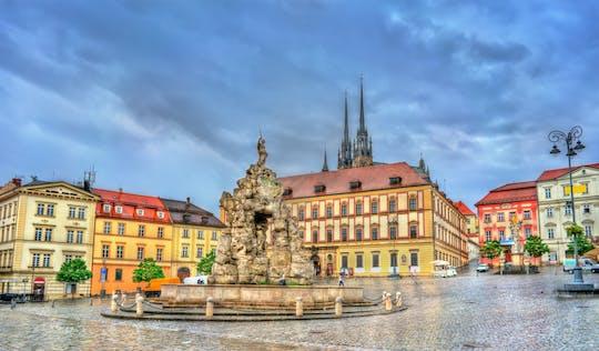 Passeio guiado privado de 4 horas por Brno