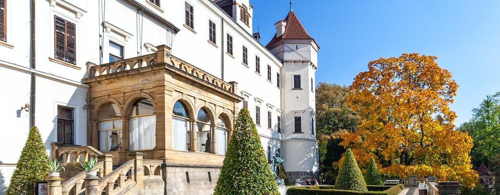 Tour del castello di Konopiste da Praga
