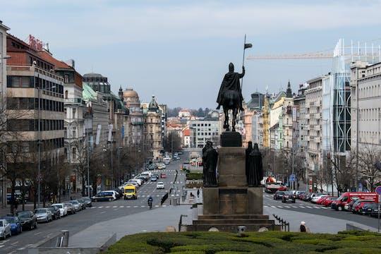 Communist walking tour of Prague