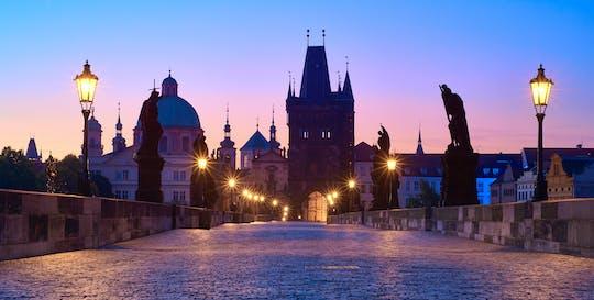 Recorrido a pie por los fantasmas de Praga