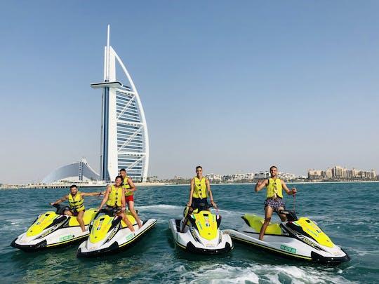 Passeio de jet ski em Dubai