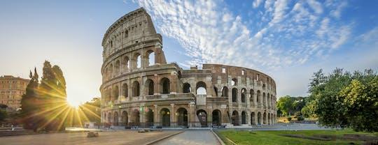 Tour do Coliseu e do Fórum com piso da Arena, portão do gladiador e realidade virtual