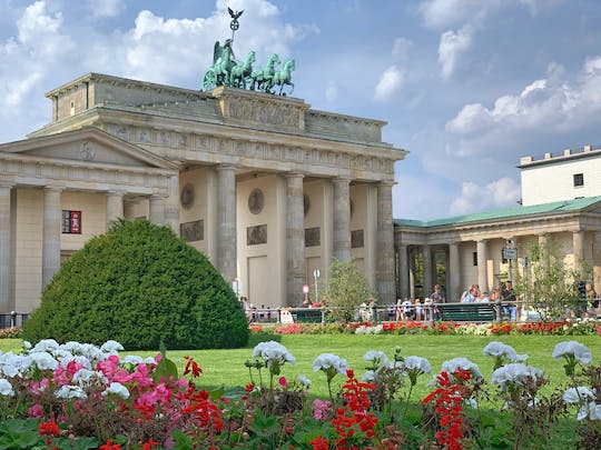 Discover Berlin guided city tour