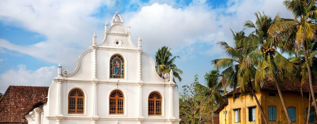 Het Royal Heritage-pad van Kochi