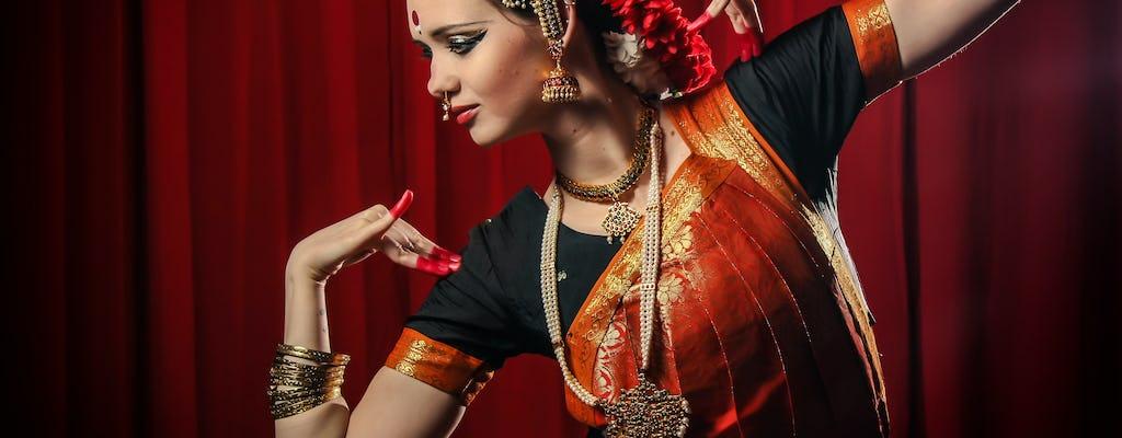 Bharatanatyam dance half-day experience in Chennai