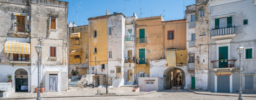 Discovery Walk of the local secrets of the Old Town in Bari