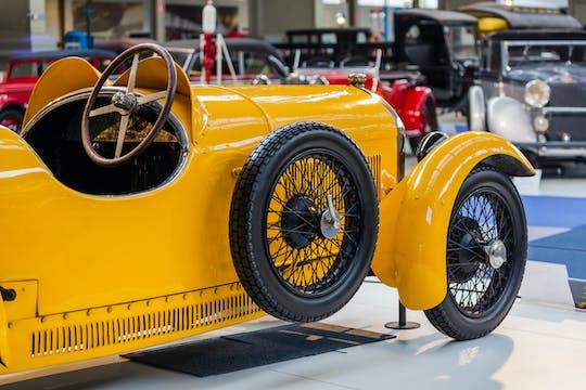 Franschhoek Motor Museum com transporte de retorno