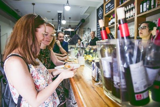 Market and tapas tour in Zaragoza