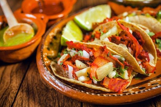Degustacja Taco w Playa Del Carmen