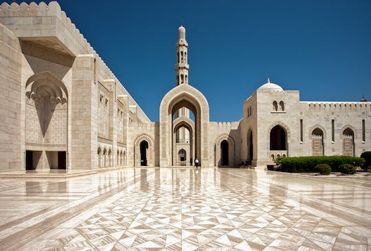 Muscat food and city tour