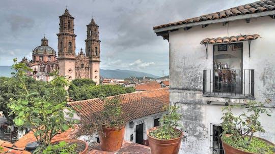 Ganztagestour von Cuernavaca und Taxco ab Mexiko-Stadt