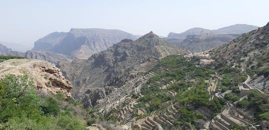 Jebel Akhdar Tour mit einem lokalen Touch