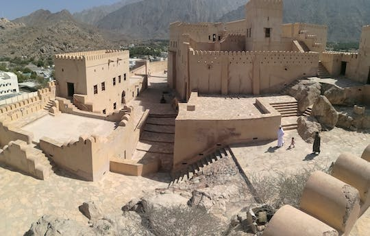 The gem of Wakan Village