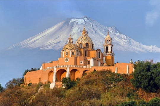 Cholula and Puebla full-day tour from Mexico City