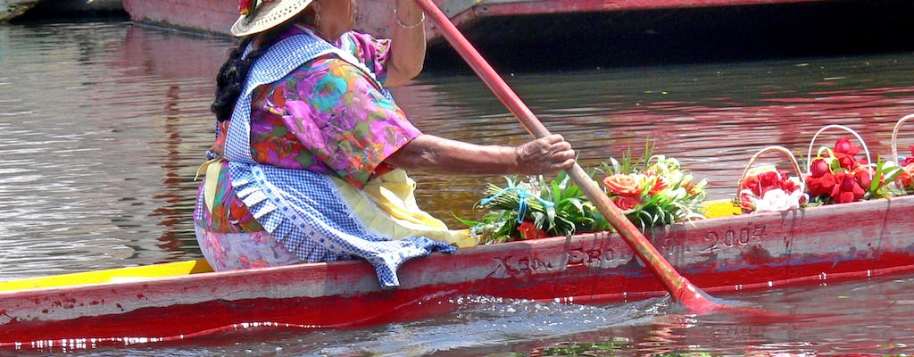 Xochimilco, Coyoacán and Frida Kahlo Museum with skip-the-line tickets