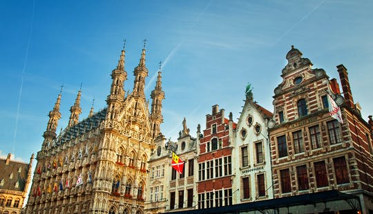 A Leuven e dintorni in bicicletta
