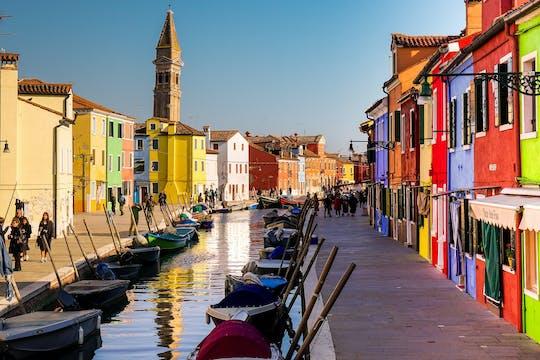 Passeio de seis horas na lagoa em Murano, Burano e Torcello