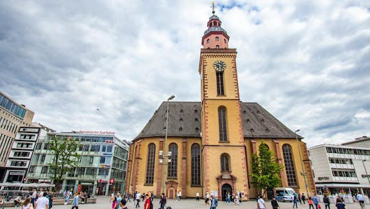Discover Höchst Old Town of Frankfurt with a Local