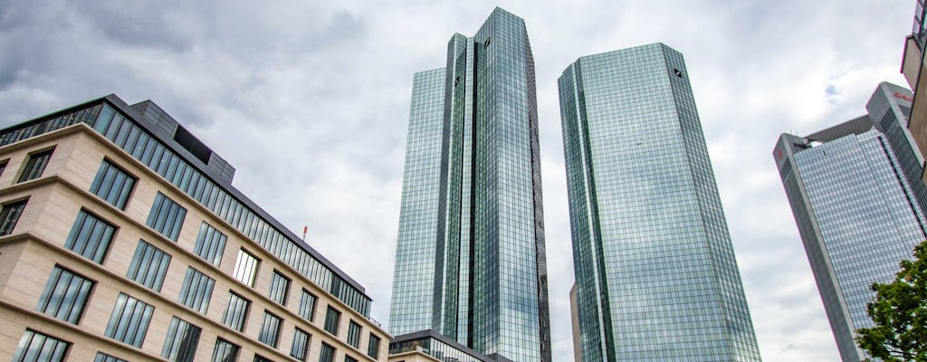 Discover Frankfurt in 60 minutes with a Local