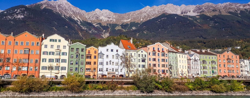 Meilleure visite d'introduction d'Innsbruck avec un local
