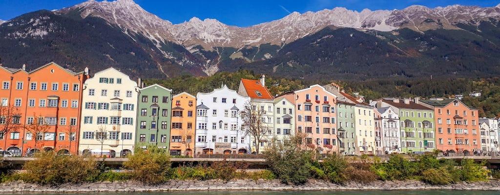 Najlepsza wycieczka intro po Innsbrucku z lokalnymi
