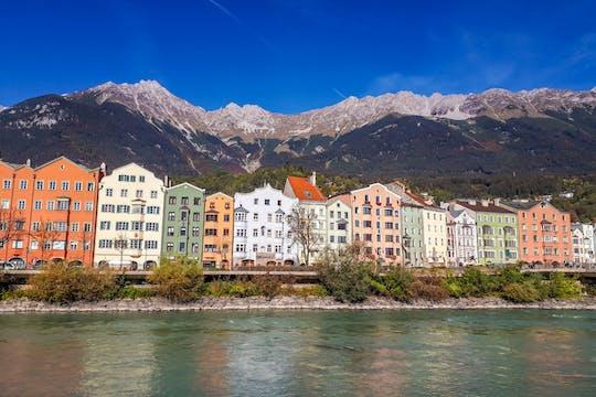 Лучшее интро тур в Инсбрук с местным