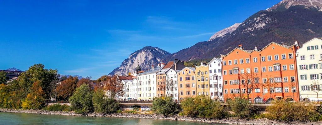 Fotogene Innsbruck Tour mit einem Einheimischen