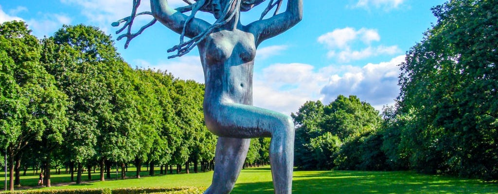 Art and culture tour in Oslo with a Local